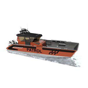 barco profesional barco de trabajo / barco de vigilancia / barco de salvamento / barco militar