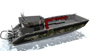 barco profesional barco de salvamento / barco de vigilancia / barco de trabajo / barco utilitario