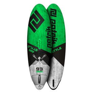 tabla de windsurf de olas / de velocidad