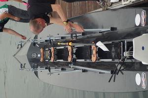 barco de remo de regata