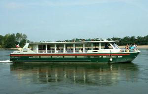 barco profesional barco turístico / intraborda / de aluminio