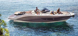 barco cabinado stern-drive