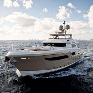superyate de crucero / de pesca deportiva / explorer / con fly