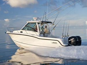 walkaround fueraborda / bimotor / de pesca deportiva