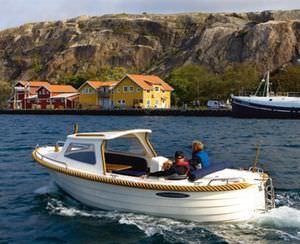 cabin-cruiser intraborda / open / fluvial / clásico