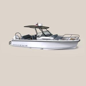barco open fueraborda / intraborda / con consola central / open