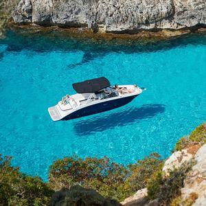 deck-boat intraborda
