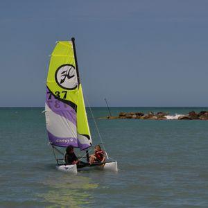 catamarán deportivo de recreo / para escuela / para niños / para niños