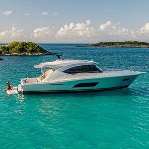 yate a motor de crucero / de deporte / offshore / de pesca deportiva