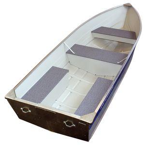 bay boat fueraborda / de pesca deportiva / de aluminio / 6 personas máx.