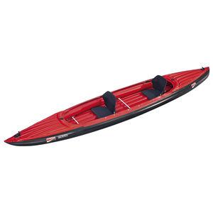 kayak cerrado / inflable / de recreo / de travesía