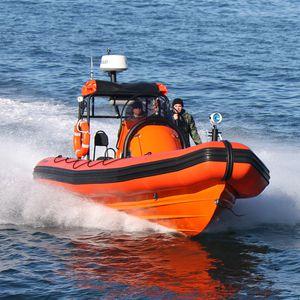 barco de salvamento