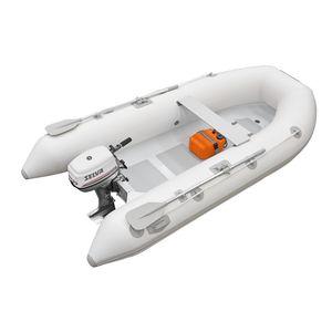 embarcación neumática fueraborda / semirrígida / de aluminio / embarcación auxiliar para mega-yate