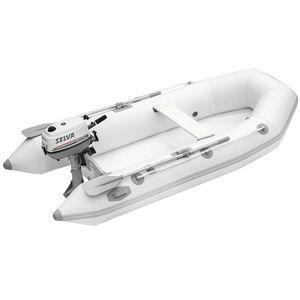 embarcación neumática fueraborda / plegable / embarcación auxiliar para mega-yate / 4 personas máx.