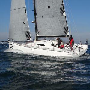 velero de ocean racing