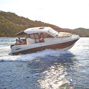 cabin-cruiser fueraborda / con hard-top / 10 personas máx.