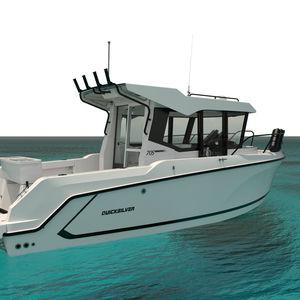 barco de pesca-crucero diésel