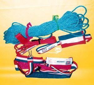 cuerda remolque para buque / trenzada / para paracaídas ascensionales / alma Dyneema®