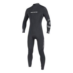 traje húmedo de windsurf / integral / de manga larga / shorty