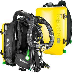 rebreather de buceo circuito cerrado