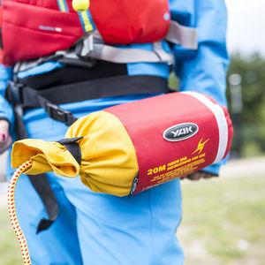 línea de lanzamiento para canoa y kayak
