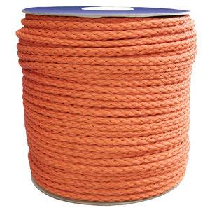cuerda multiusos / flotante / con trenzado estrecho / para barco