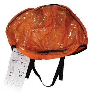 capucha para chaleco salvavidas