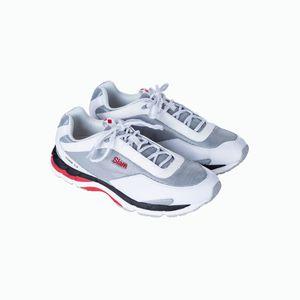 zapatos de deportes y ocio náutico / de cuero / de caucho