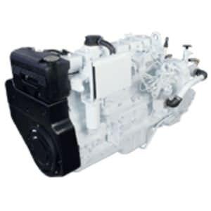 motor intraborda / diésel / recreo / profesional