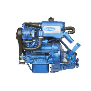 motor intraborda / diésel / recreo / para barco profesional