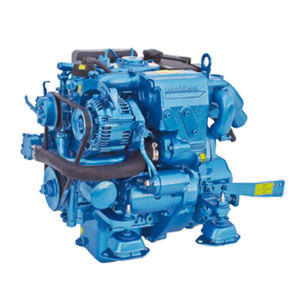 motor intraborda / recreo / para barco profesional / diésel