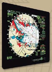 pantalla para buque