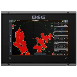 marino plotter / GPS / para velero de regata / a color