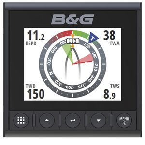 visualizador para barco / multiusos / LCD / digital