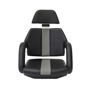 asiento piloto / para barco / con reposabrazos / fijo