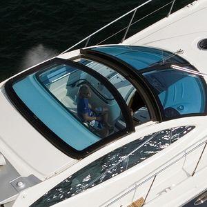 hard-top para barco a motor