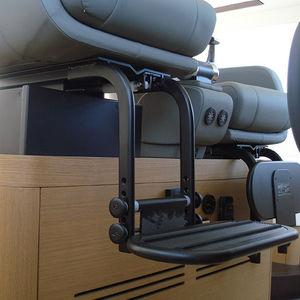 pie para asiento piloto para barco