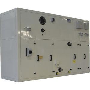 sistema de tratamiento de aire / para buque / con filtro
