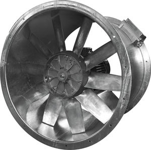 ventilador para buque / de achique / axial
