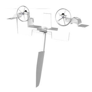 dirección para velero / hidráulica / mecánica
