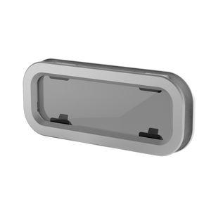 portillo rectangular / para barco / abrible