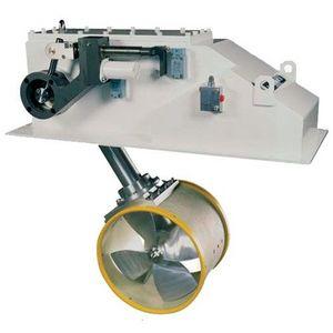 propulsor de proa / para barco / hidráulico / retráctil