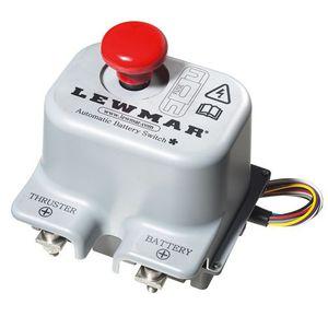 desconectador de batería automático