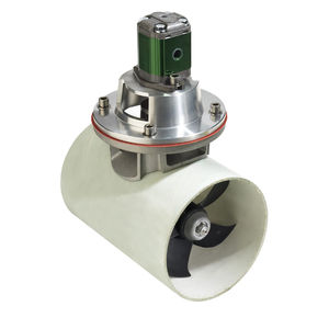 propulsor de proa / para yate / eléctrico / hidráulico