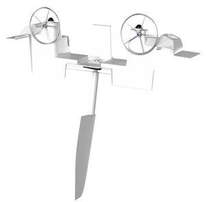 dirección para velero / hidráulica / mecánica / asistida