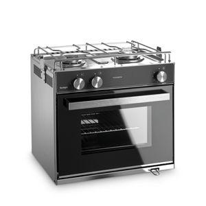 estufa horno para barco / a gas / 2 quemadores / con parrilla