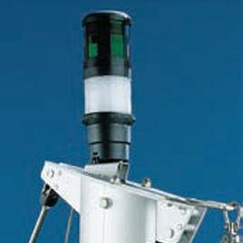 luces de navegación para barcos