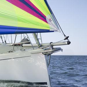 bauprés para velero / por velas de viento portante