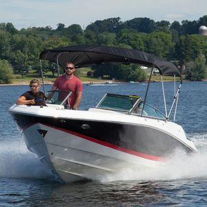 bimini top para barco de motor