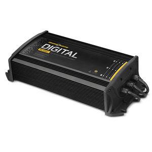 cargador de batería / para barco / inteligente / estanco